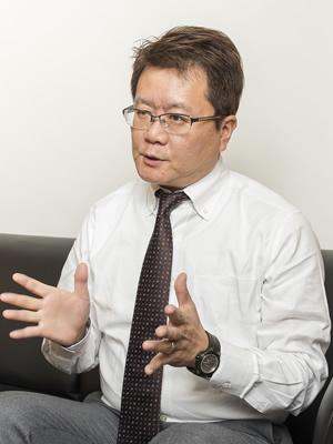 代表取締役会長 川端清司